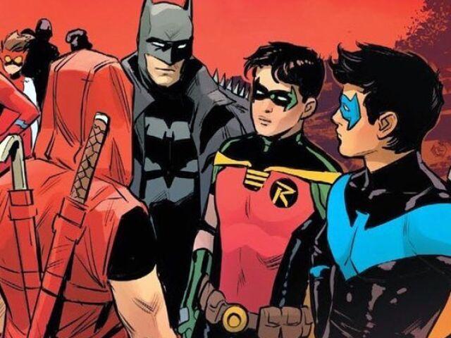Qual Robin da DC você seria?