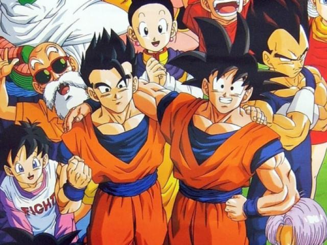 Você conhece Dragon Ball?