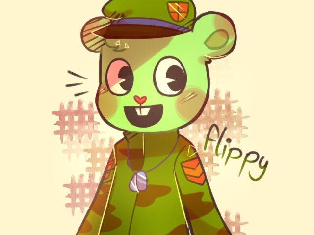 Flippy 🔫🐻