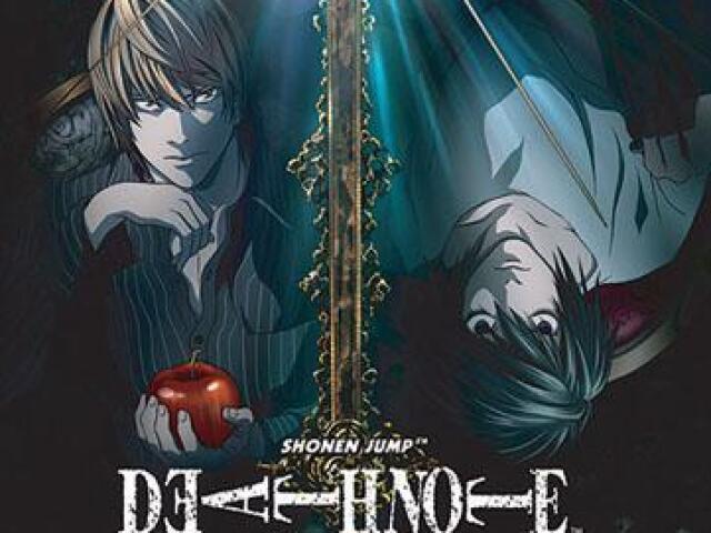 - Qual personagem de Death Note você seria? -