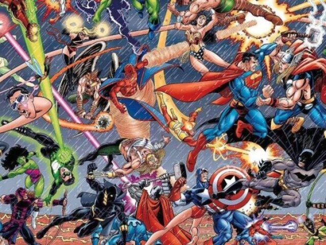 O quanto você sabe dos vilões da Marvel e DC?