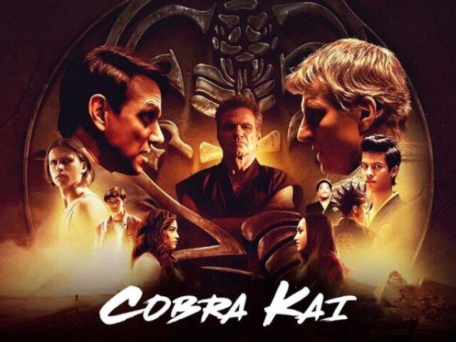 Quem você seria em Cobra Kai?