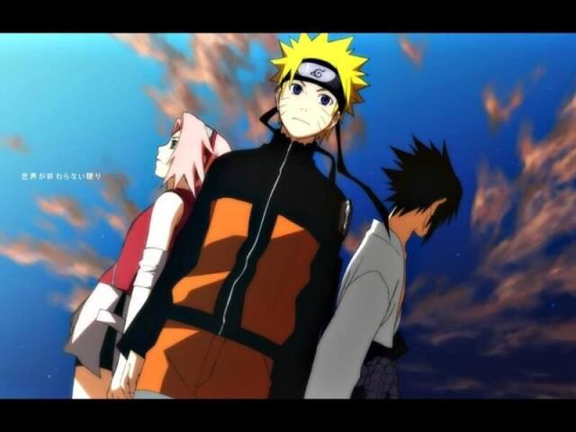 Você gosta mesmo de Naruto?