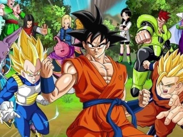 Quem seria você em Dragon Ball?