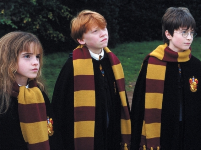 Quem disse isso em Harry Potter?