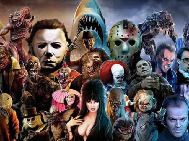 Qual filme de terror você seria?