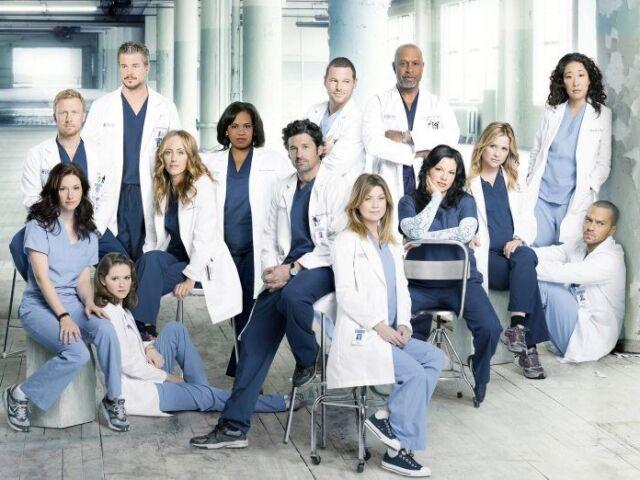 Grey's Anatomy 😘