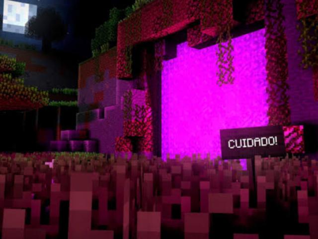 Em qual dimensão você ficaria no Minecraft?