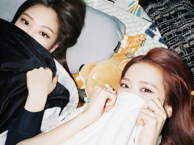 →Você é mais Jennie ou Jisoo?ღ