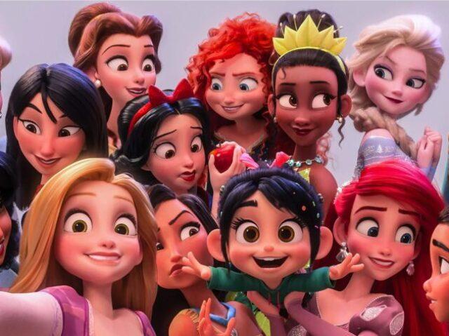 Qual Princesa da Disney você é? 🌈❤️
