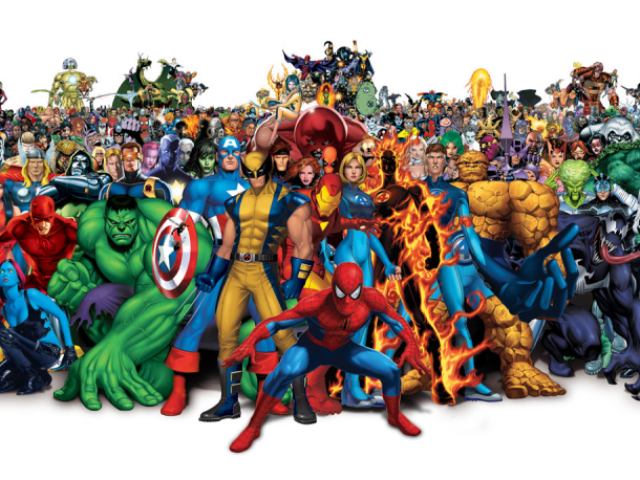 Ultimate Marvel quizz