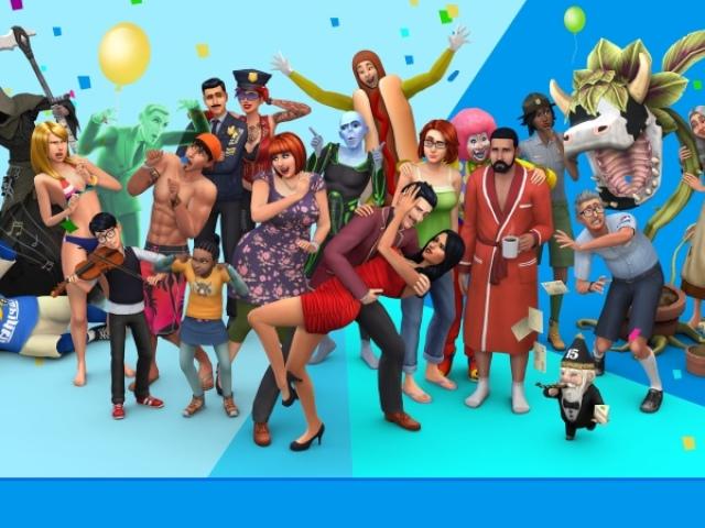 Qual família de The Sims mais combina com você?