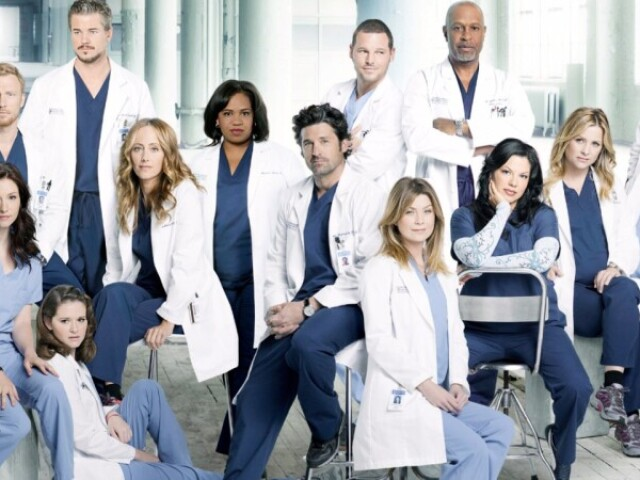 Grey's Anatomy (parte 3)
