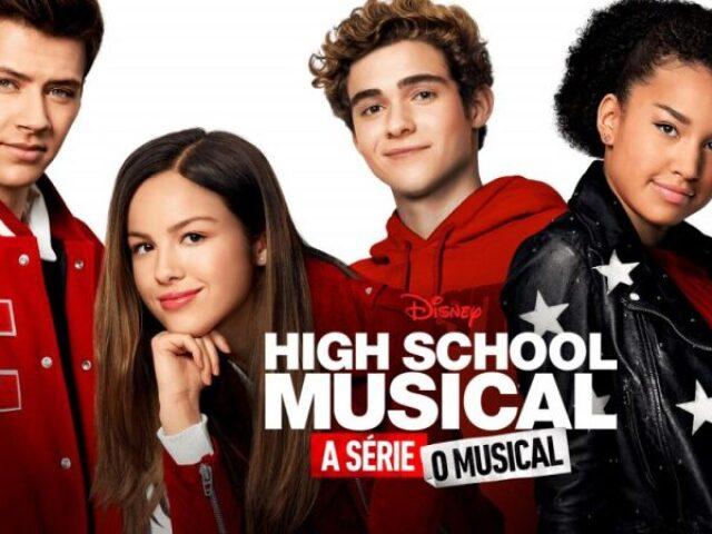 Você realmente conhece a temporada 1 de High School Musical The Musical The Series?