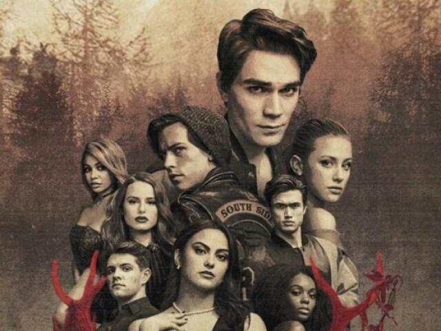 Qual personagem menina você seria em Riverdale?
