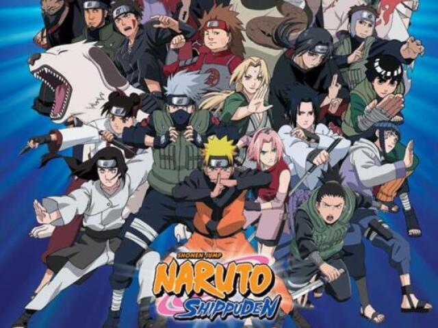 Quiz Sobre Naruto (Naruto Shippuden)