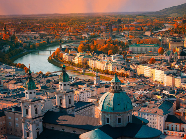 O que sabes sobre a Áustria?