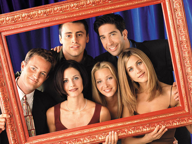 Você sabe tudo sobre Friends? - DIFÍCL