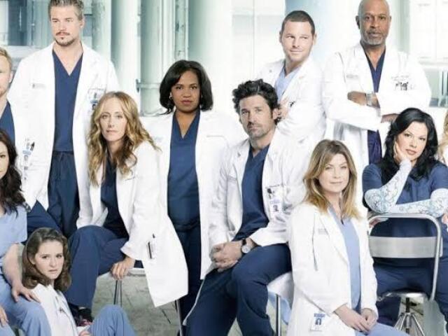 Grey's Anatomy (parte 5)