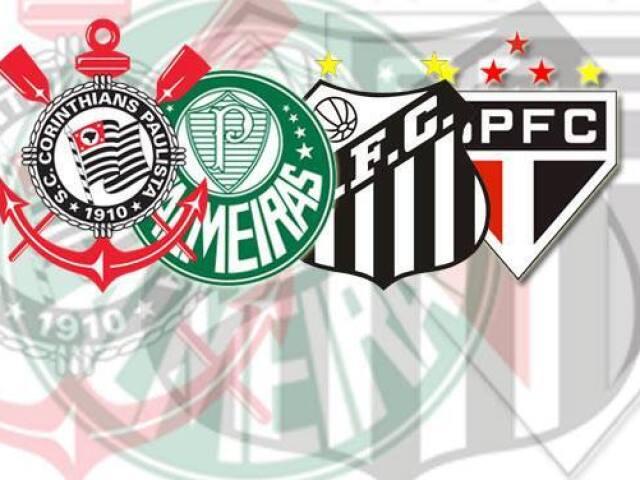 Voce conheçe as quatro forças do futebol paulista?