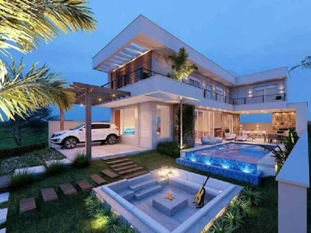 Qual seria sua casa dos sonhos? :3