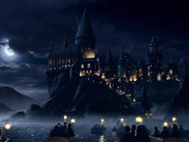 Monte sua vida em Hogwarts