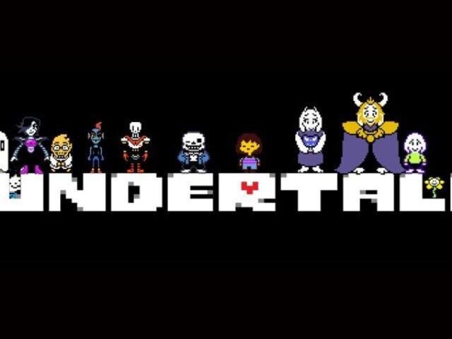 Você sabe os nomes dos personagens de Undertale?