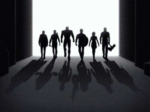Quem você seria em Marvel?