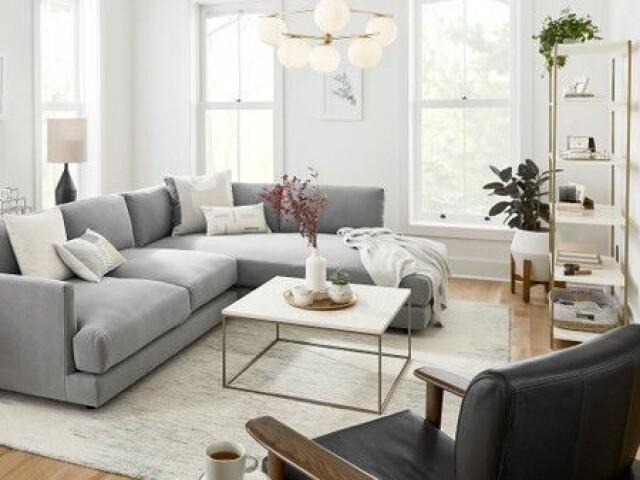 Monte seu apartamento e direi seu estilo!