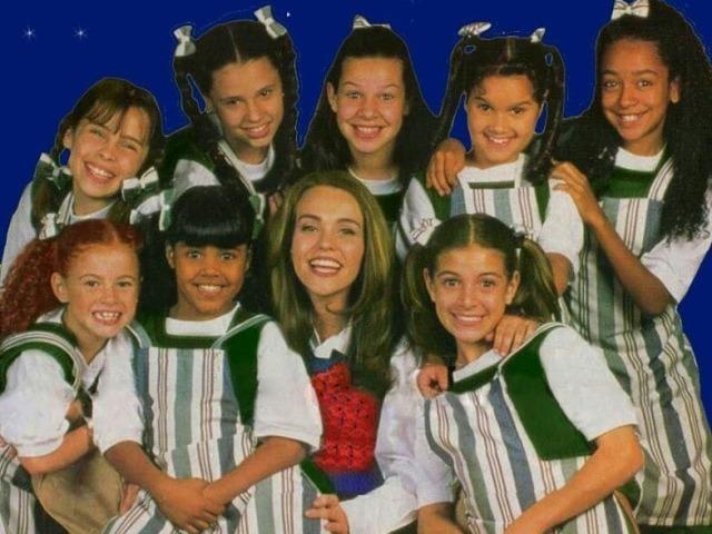 Quem você seria de Chiquititas 1997? 🥰💖