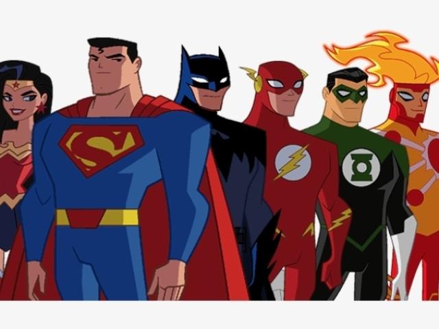 Quem você seria na Liga Da Justiça?