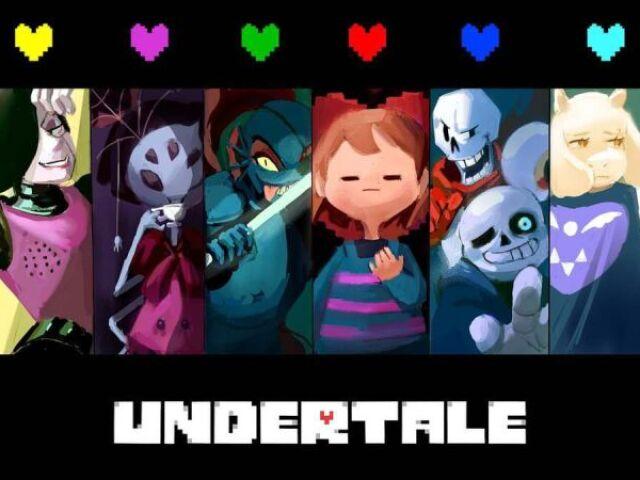 Você sabe os nomes dos personagens de Undertale? (parte 2)
