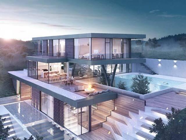 Minha casa dos sonhos :) 🏡