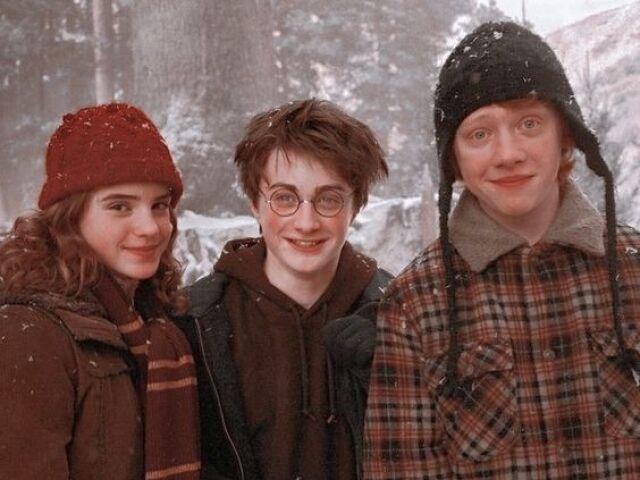 Qual o seu personagem favorito do Trio de Ouro? Vou tentar adivinhar!