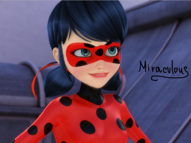 Que super-herói de Miraculous você seria? (Atualizado)