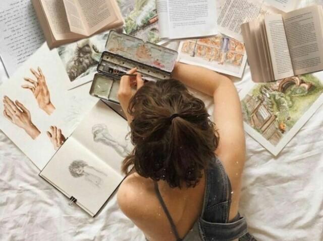 Monte sua rotina como escritora ✍📚