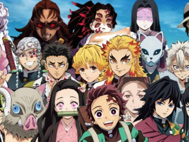 Adivinhe o personagem de Demon Slayer (Kimetsu no Yaiba) pelos olhos