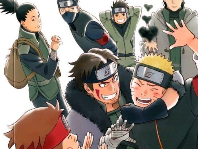 Qual personagem de Naruto você namoraria?