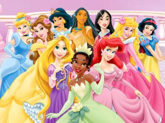 Faça sua própria princesa!