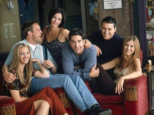 """Qual personagem de """"Friends"""" você seria?"""