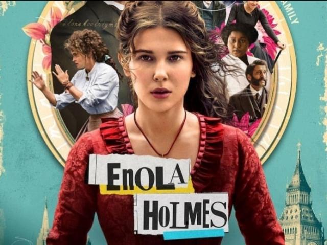 Quem você é em Enola Holmes?