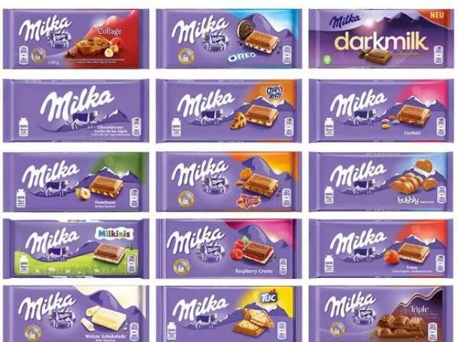 Qual sabor de Milka combina com você?