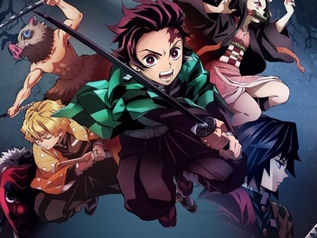 Qual personagem de Kimetsu no Yaiba você seria?