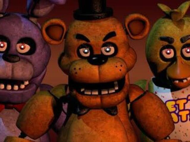 Que animatronic você seria em Five Nights at Freddy's 1?