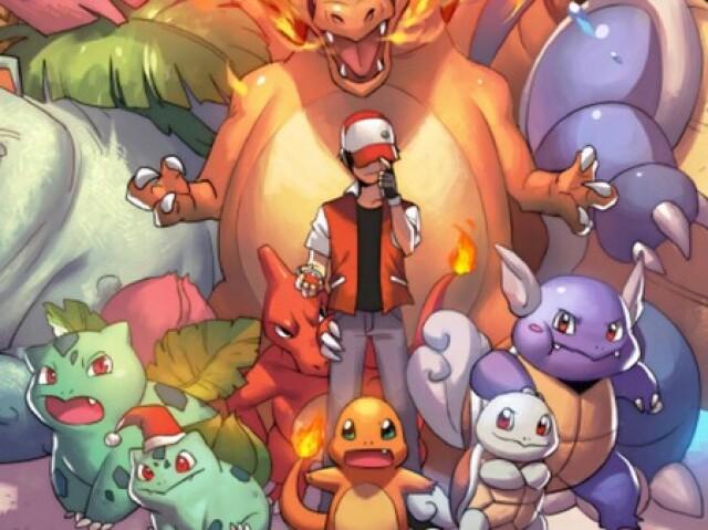 Provão Pokémon (difícil)!