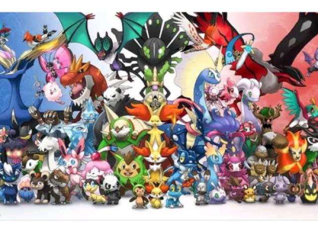 Prova Pokémon!!!