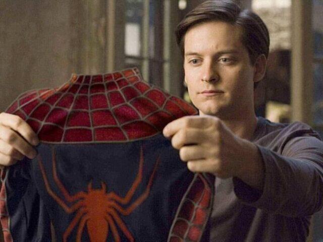 Quiz - Homem Aranha (Tobey Maguire)