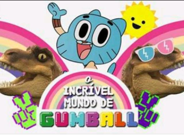 """Você realmente conhece """"O incrível mundo de Gumball""""?"""