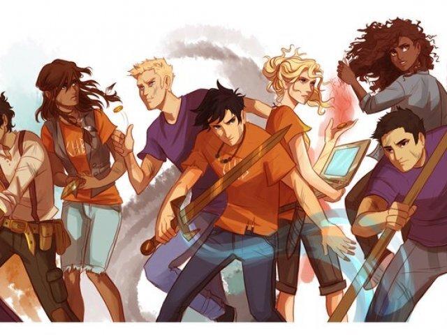Você conhece mesmo Percy Jackson?