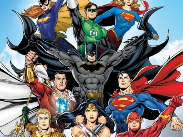 Qual Herói da DC Comics você seria?